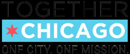 Together Chicago Logo Webdark