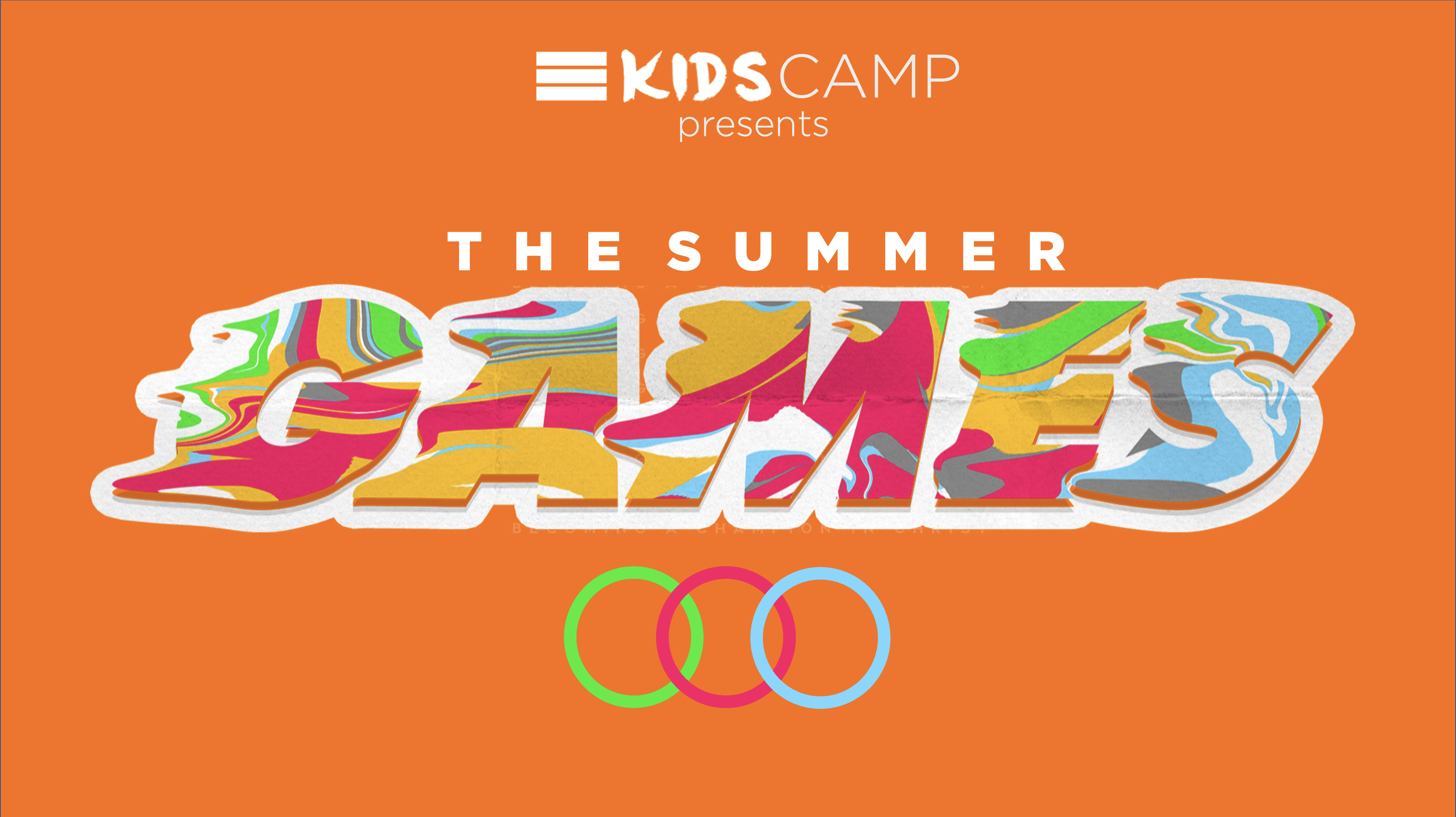 sck camp presents summer games logo 2